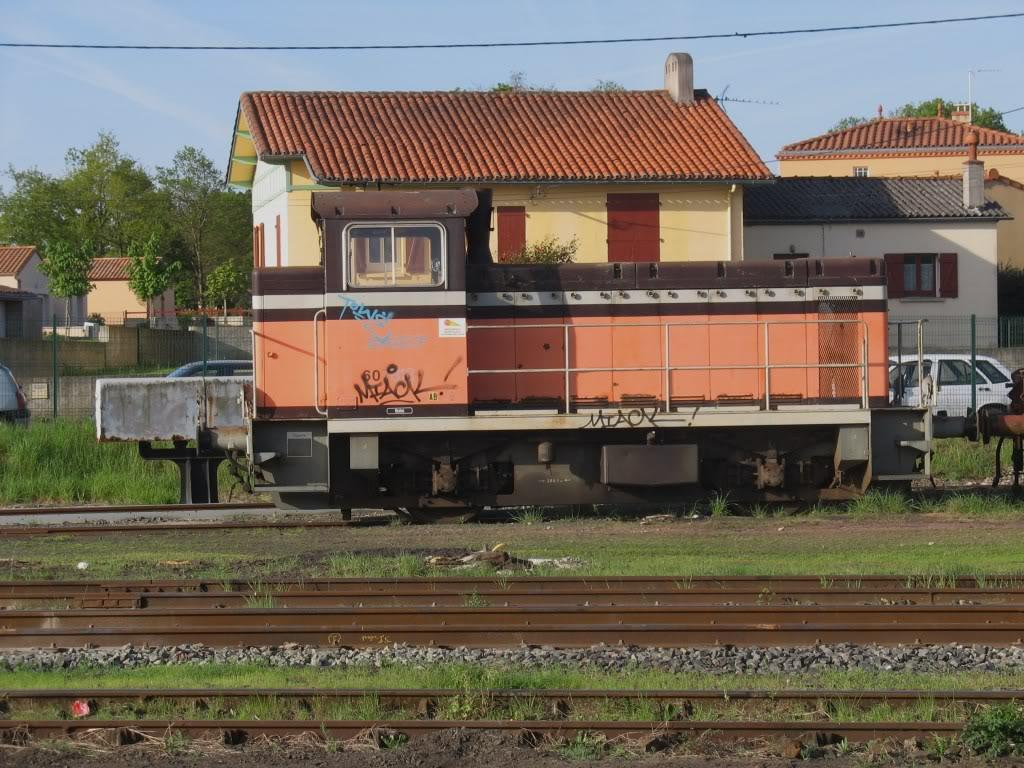 Les Gares de Nantes à Clisson - Ligne de Nantes-Saintes IMG_7907