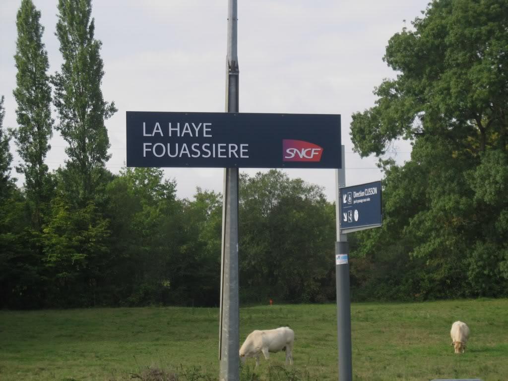 Les Gares de Nantes à Clisson - Ligne de Nantes-Saintes IMG_9210