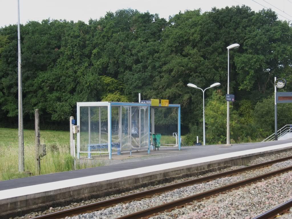 Les Gares de Nantes à Clisson - Ligne de Nantes-Saintes IMG_9211