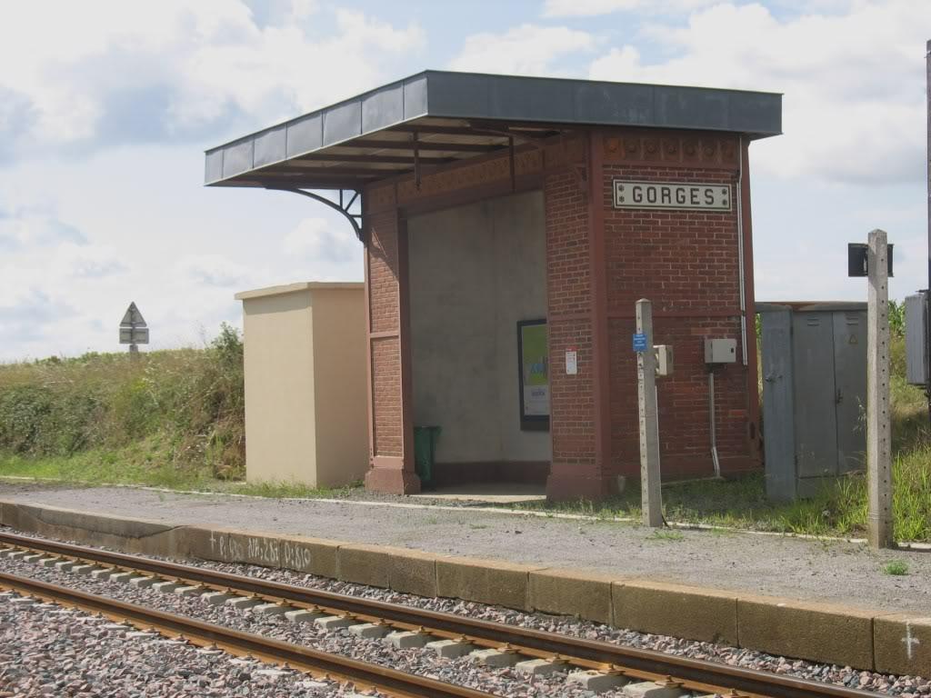 Les Gares de Nantes à Clisson - Ligne de Nantes-Saintes IMG_9233