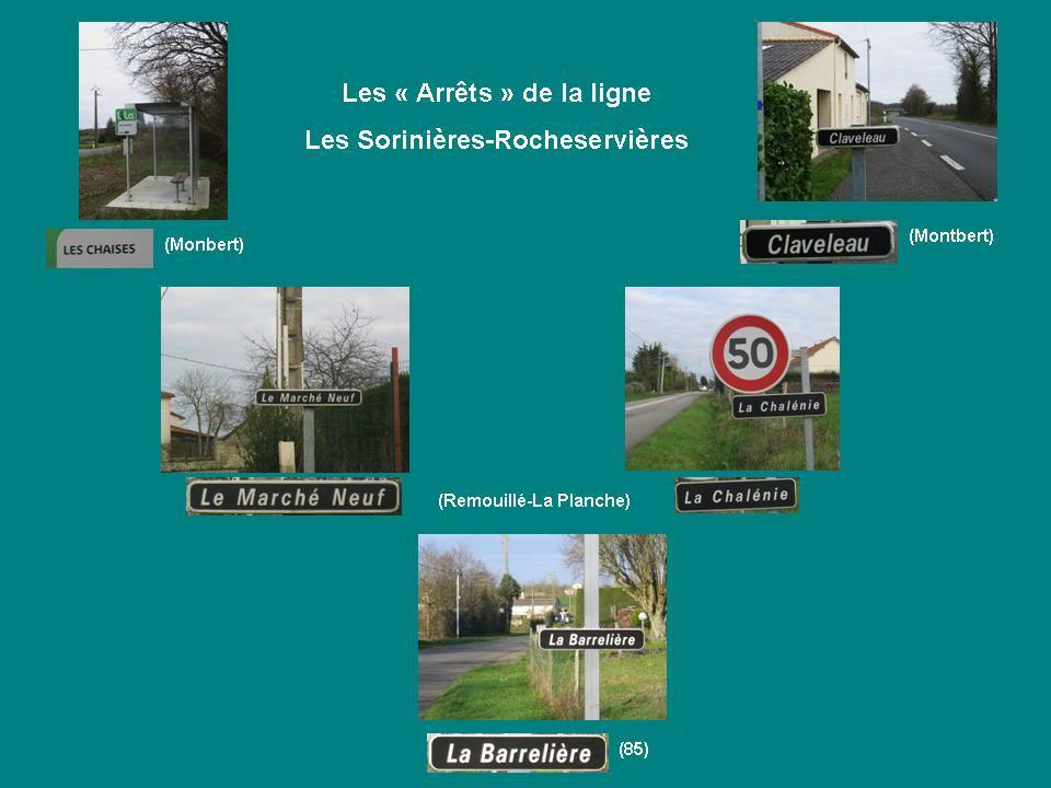 Ligne Les Sorinières (44) à Rocheservière (85) de gare en gare (1903-1938) Lesarrts