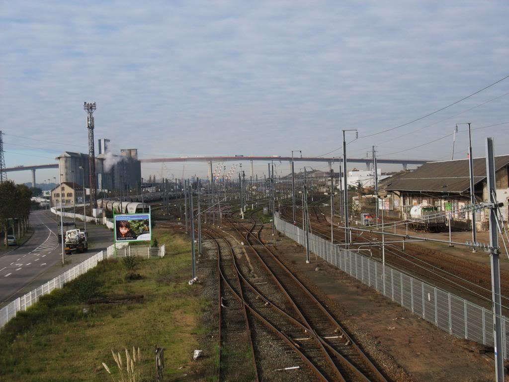 Les gares de Nantes à Savenay - Ligne Nantes-Le Croisic-Redon-Quimper 11-ChantenayversIndreChevireacute