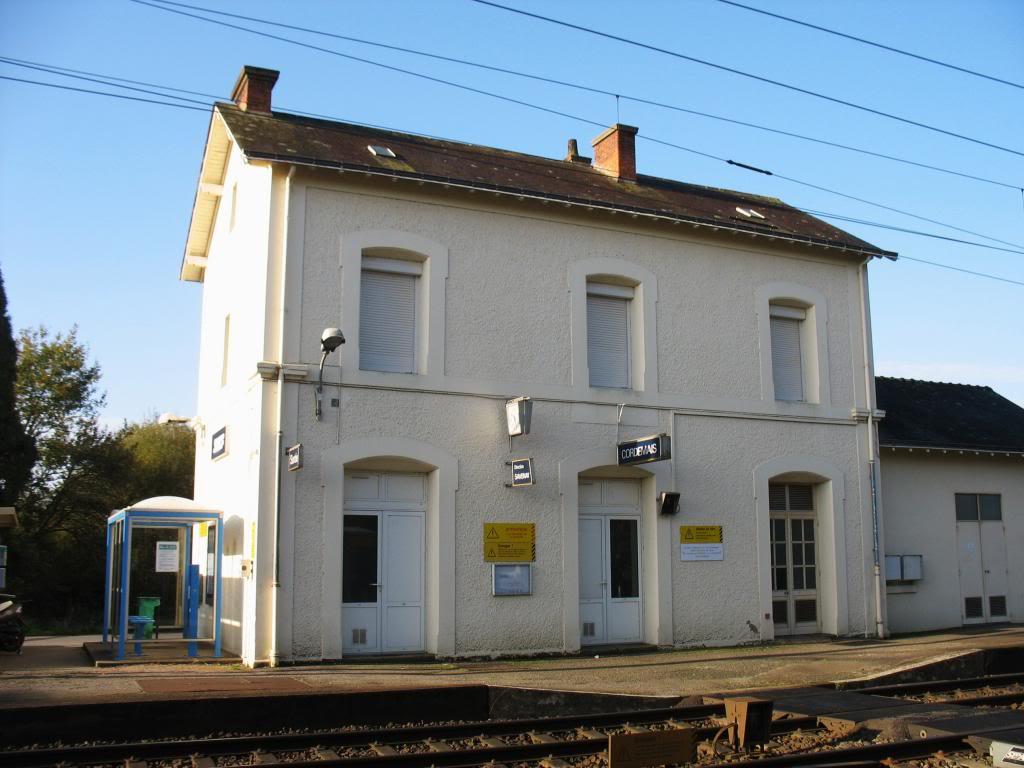 Les gares de Nantes à Savenay - Ligne Nantes-Le Croisic-Redon-Quimper 41-CordemaisBVcocircteacutequais