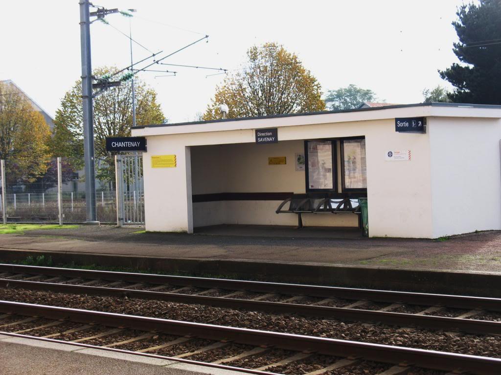 Les gares de Nantes à Savenay - Ligne Nantes-Le Croisic-Redon-Quimper 9-ChantenayabridequaiversNantes