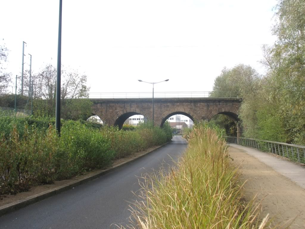 Les Ponts de la Vendée à Nantes - Ligne de Nantes-Clisson... StSbastien-BddesPasEnchants2