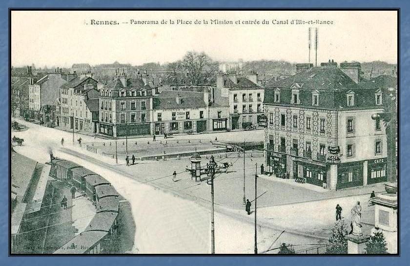 Le petit Tacot de Rennes à Plélan le Grand (1898-1948) LeTacot1