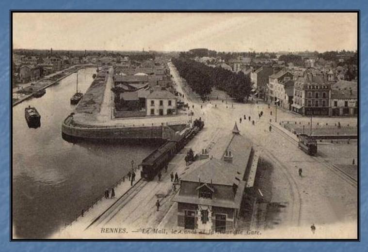 Le petit Tacot de Rennes à Plélan le Grand (1898-1948) LeTacot30
