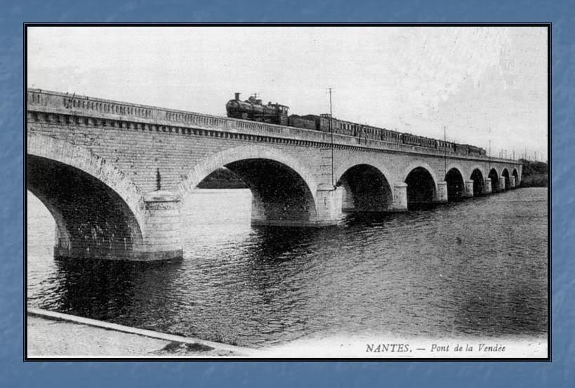 Les Ponts de la Vendée à Nantes - Ligne de Nantes-Clisson... Ponts2