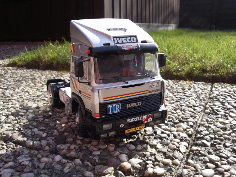 Iveco Turbostar  Italeri 1/24 001-10