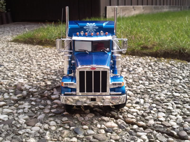 Peterbilt 378 Long Hauler/Italeri 1:24 006-4