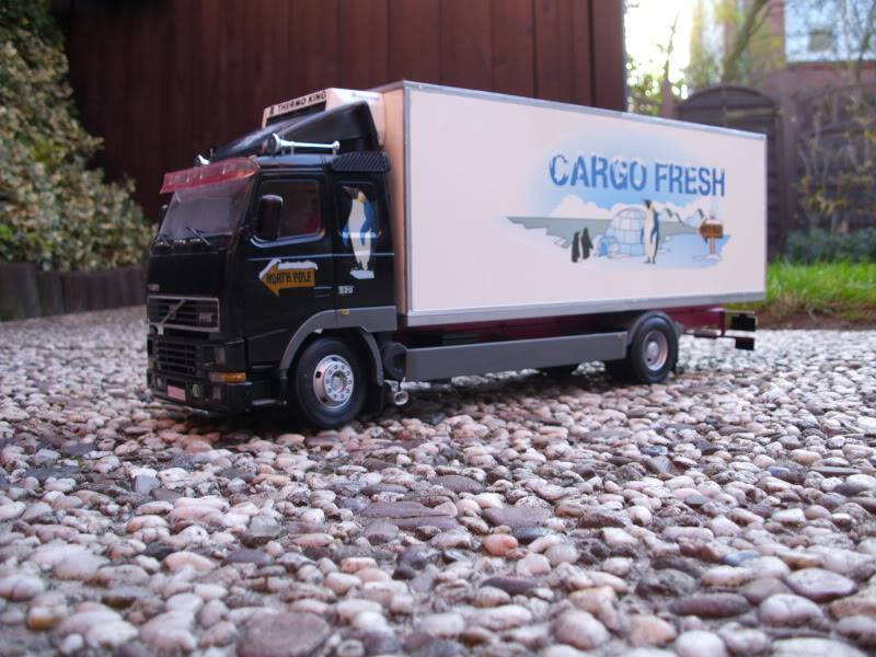 Volvo FH16 Cargo Fresh Italeri1/24 DSCI0207