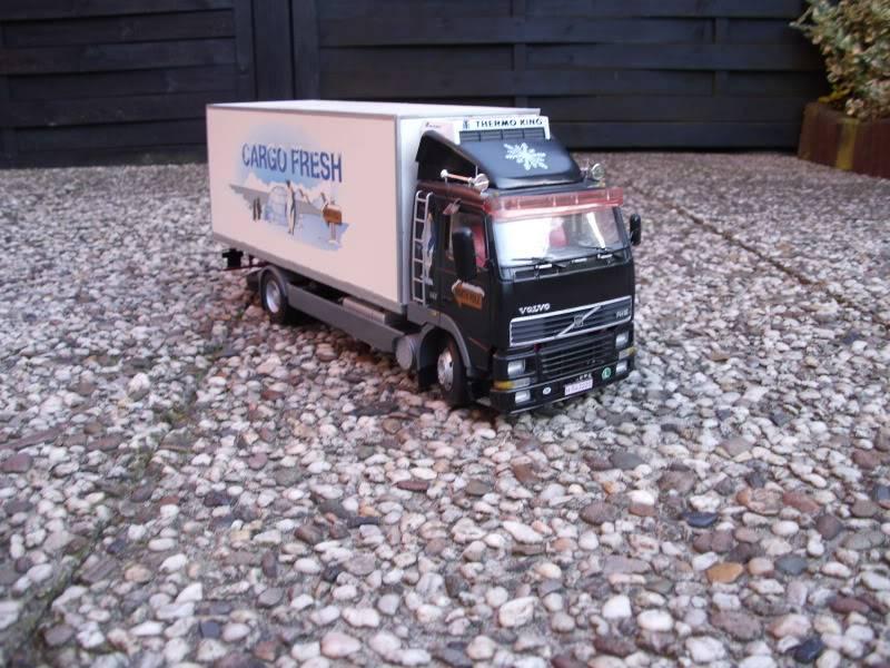 Volvo FH16 Cargo Fresh Italeri1/24 DSCI0211