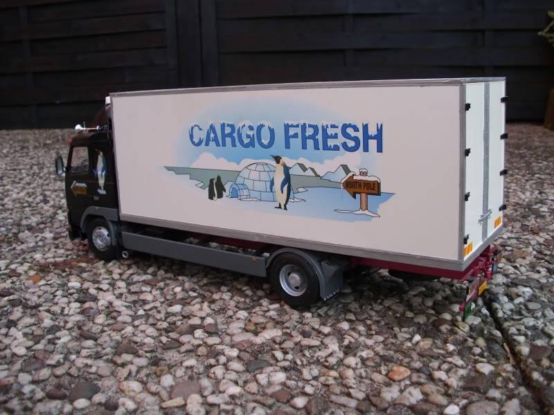 Volvo FH16 Cargo Fresh Italeri1/24 DSCI0212