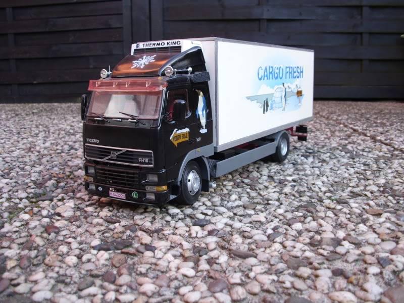 Volvo FH16 Cargo Fresh Italeri1/24 DSCI0213