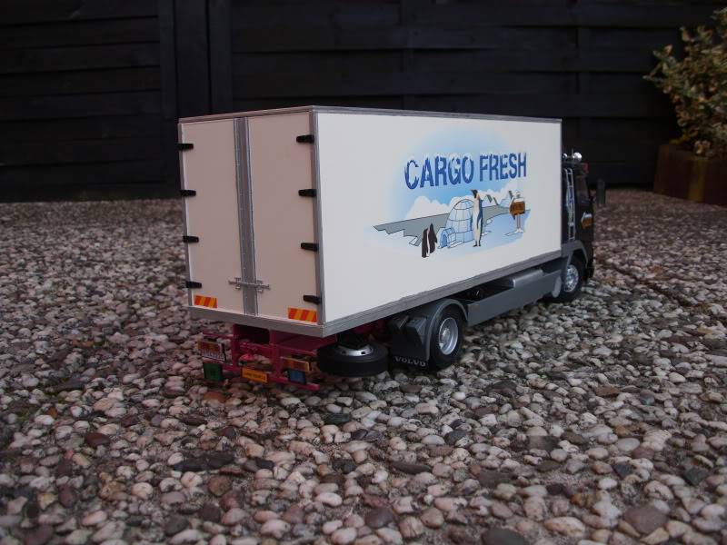 Volvo FH16 Cargo Fresh Italeri1/24 DSCI0214