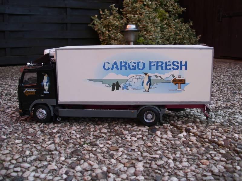 Volvo FH16 Cargo Fresh Italeri1/24 DSCI0217