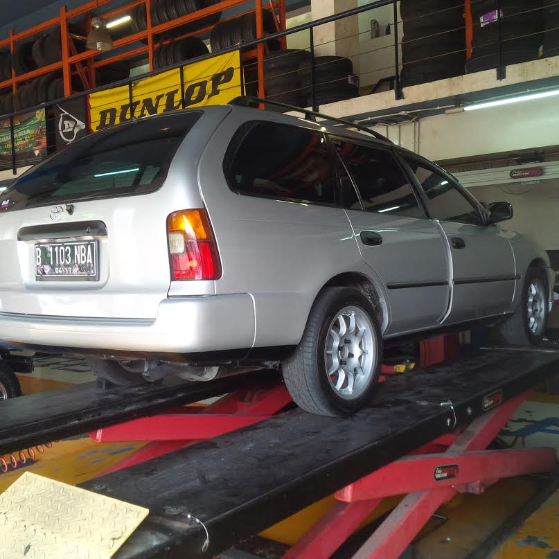 1996 AE101 Corolla Wagon from Jakarta FAST-2