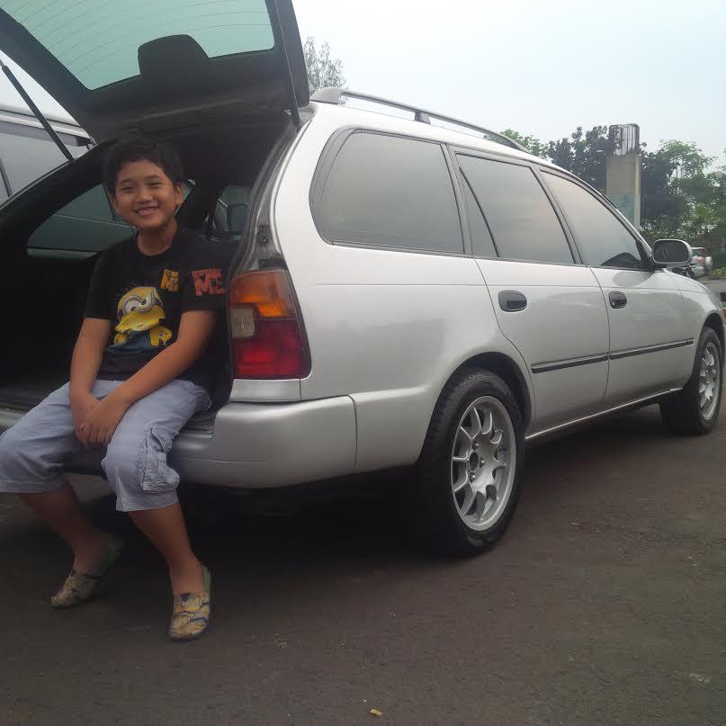 1996 AE101 Corolla Wagon from Jakarta Fadhil-1