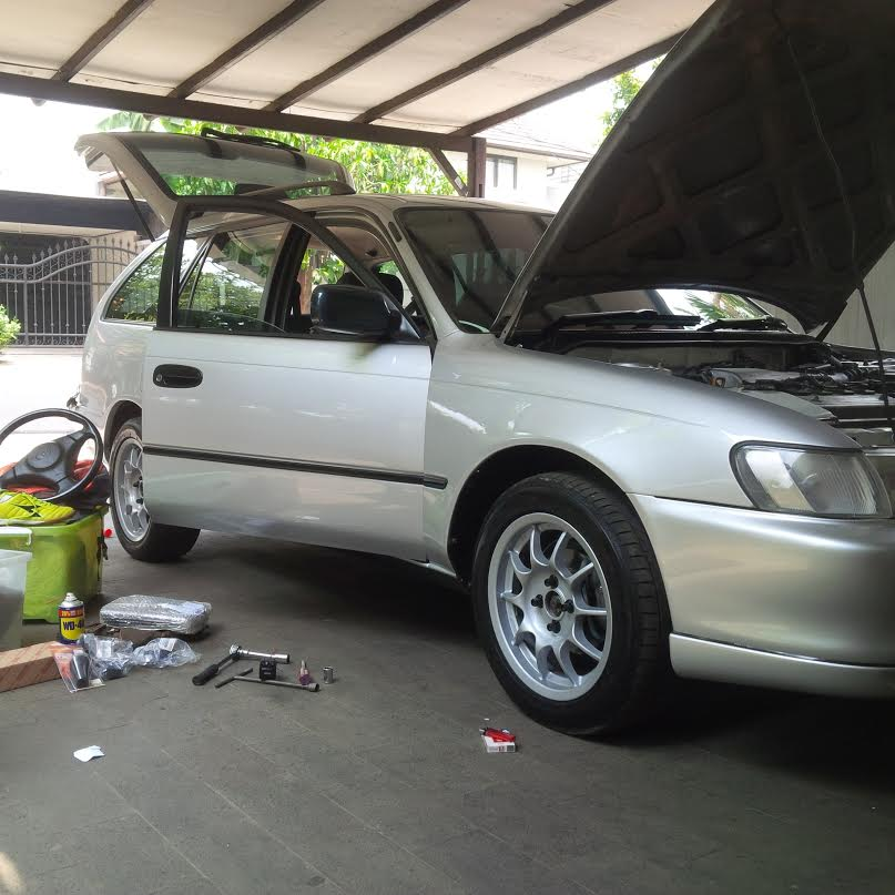 1996 AE101 Corolla Wagon from Jakarta Unnamed