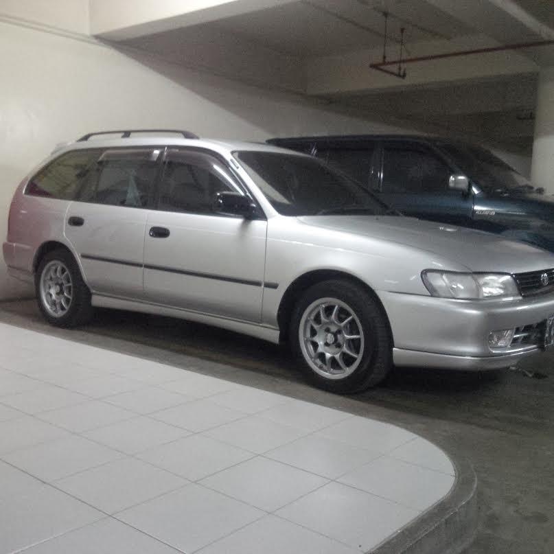 1996 AE101 Corolla Wagon from Jakarta Wagon-5