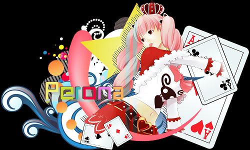 Touch me's Perona-1