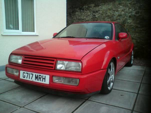 How much would you say my car is worth? Corrado