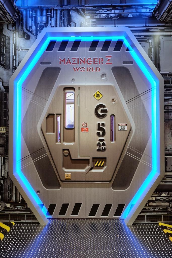 Mazinger Z WORLD!!!  DSCF0338