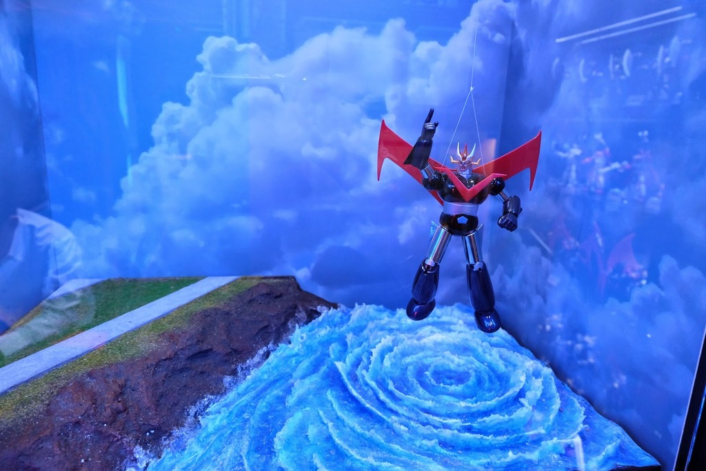 Mazinger Z WORLD!!!  DSCF0350