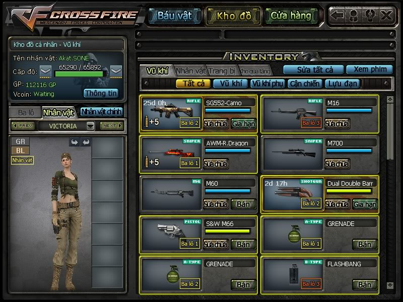 Shop CF 1011, Mua sung bau vat gia re, Hack QCMM 1011, Hack game cf phien ban 1011, Shop bau vat cf 2012 Crossfire20120221_0000