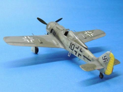 Kits de 2012 até agora Fw-190A810B002