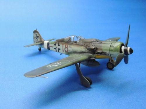 Kits de 2012 até agora Fw-190D-918B001
