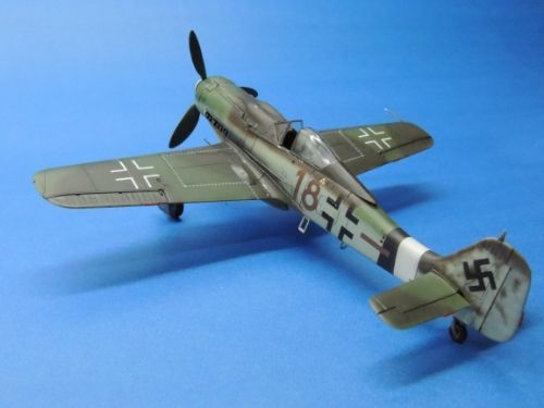 Kits de 2012 até agora Fw-190D18B002