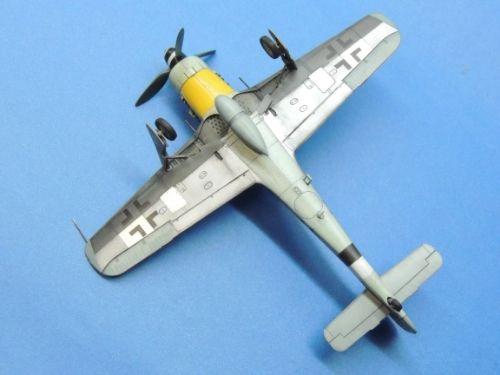 Kits de 2012 até agora Fw-190D18B005