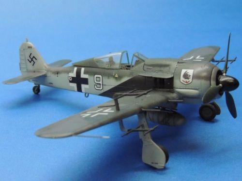 Kits de 2012 até agora Fw-190R11002