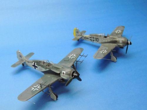 Kits de 2012 até agora Fw-190R11ampFw-190A8