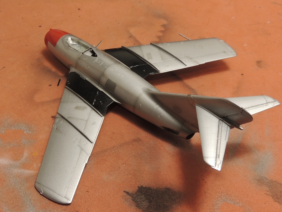 MiG-15bis - 1:72 MiG-15bis_25
