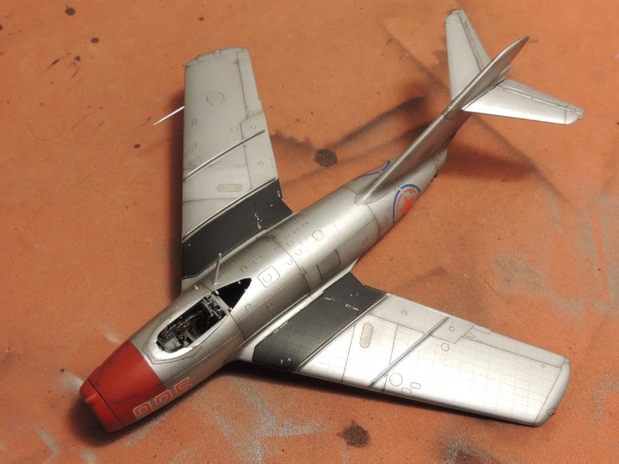 MiG-15bis - 1:72 MiG-15bis_27
