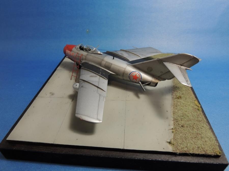 MiG-15bis - 1:72 MiG-15bis_32