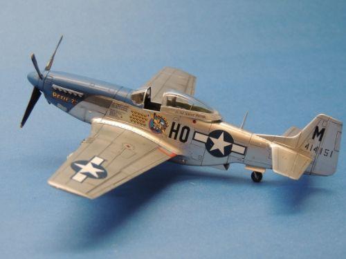 Kits de 2012 até agora P-51D001