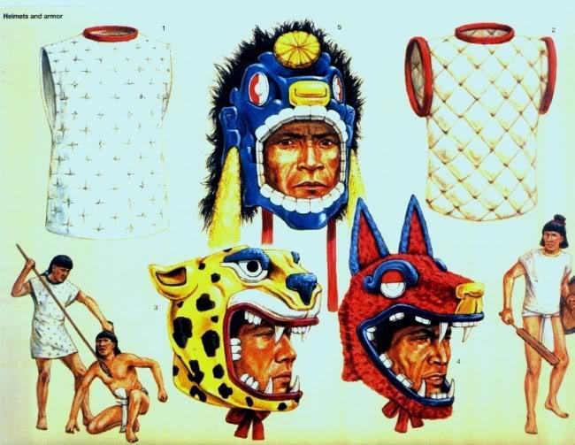Guerreros que realmente existieron  en la Civilización Azteca 32PlateFsmall_zps5e8fc879
