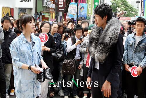[NEWS] Hye Sun đi đánh giày (Win Win-KBS) T3408831