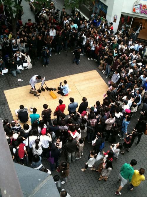 [NEWS] Hye Sun đi đánh giày (Win Win-KBS) T3408871