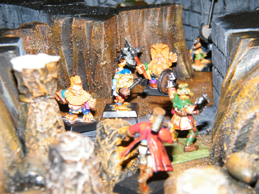 Dwarves vs merc & scenery 2-22-11151