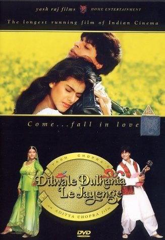 DILWALE DULHANIA LE JAYENGE (1.995) con Shah Rukh Khan + Vídeos Musicales + Jukebox + Sub. Español DDLJ_Cover
