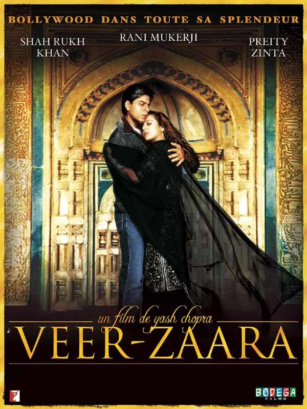 VEER  ZAARA (2.004) con SRK + Jukebox + Making of + Sub. Español Veer-Zaara-cover
