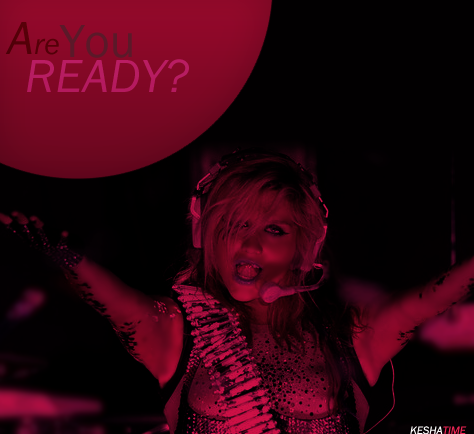 Are you READY? Kehatime