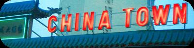 Konichiwa! {# China Town