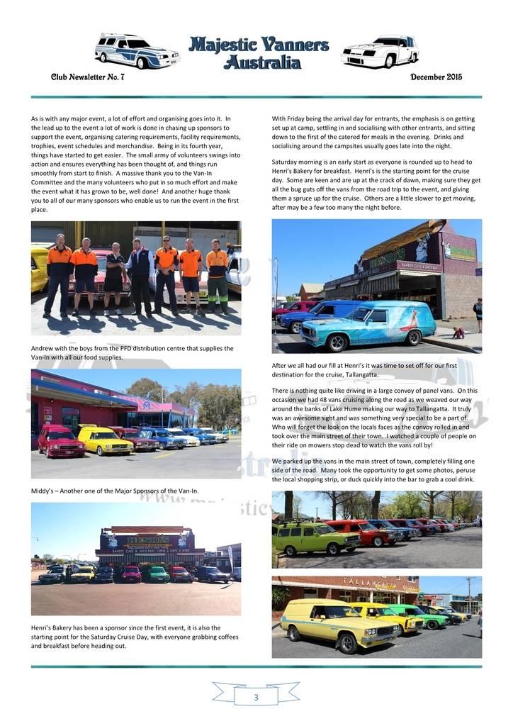Majestic Vanners Newsletter Issue No.7 December 2015 03_zpszap0ytk1