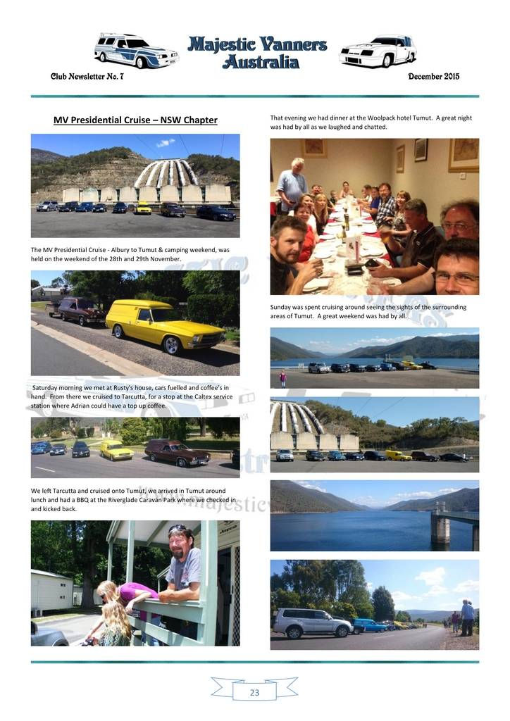 Majestic Vanners Newsletter Issue No.7 December 2015 23_zpsqxyj6v37