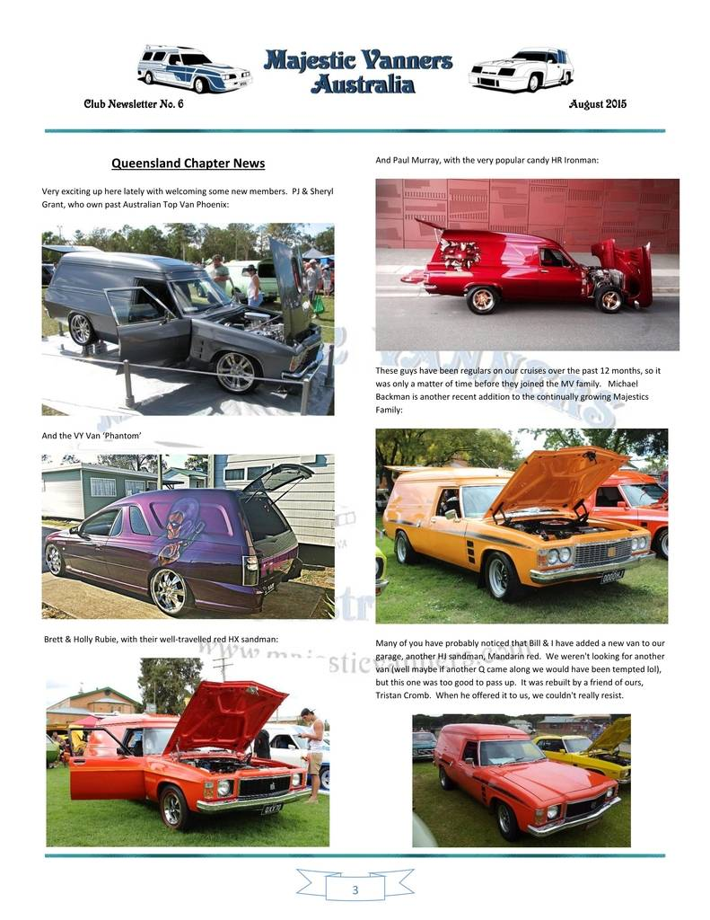 Majestic Vanners Newsletter Issue No.6 August 2015 03_zpsor7gxvfk